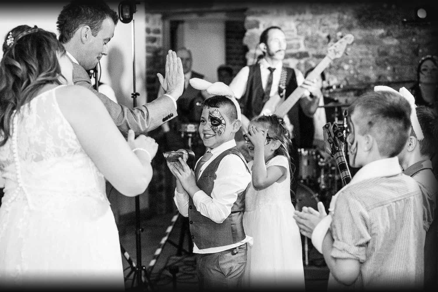wedding band solihull